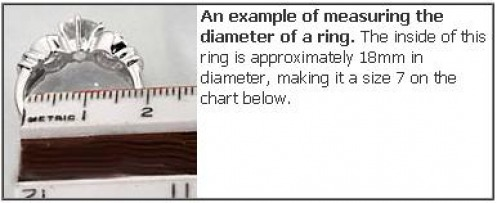 Ring Size Guide - *Fabulosity @ Affordable Price*